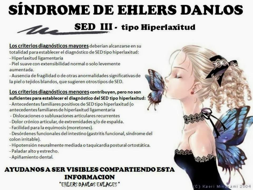 SED - Hiperlaxitud