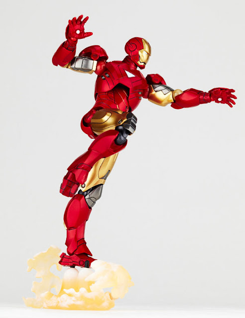 Revoltech Iron Man Mk.VI