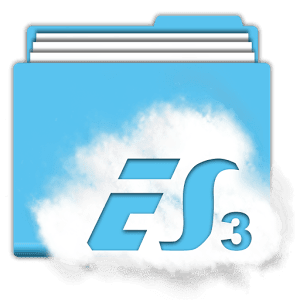 backup apk es file explorer