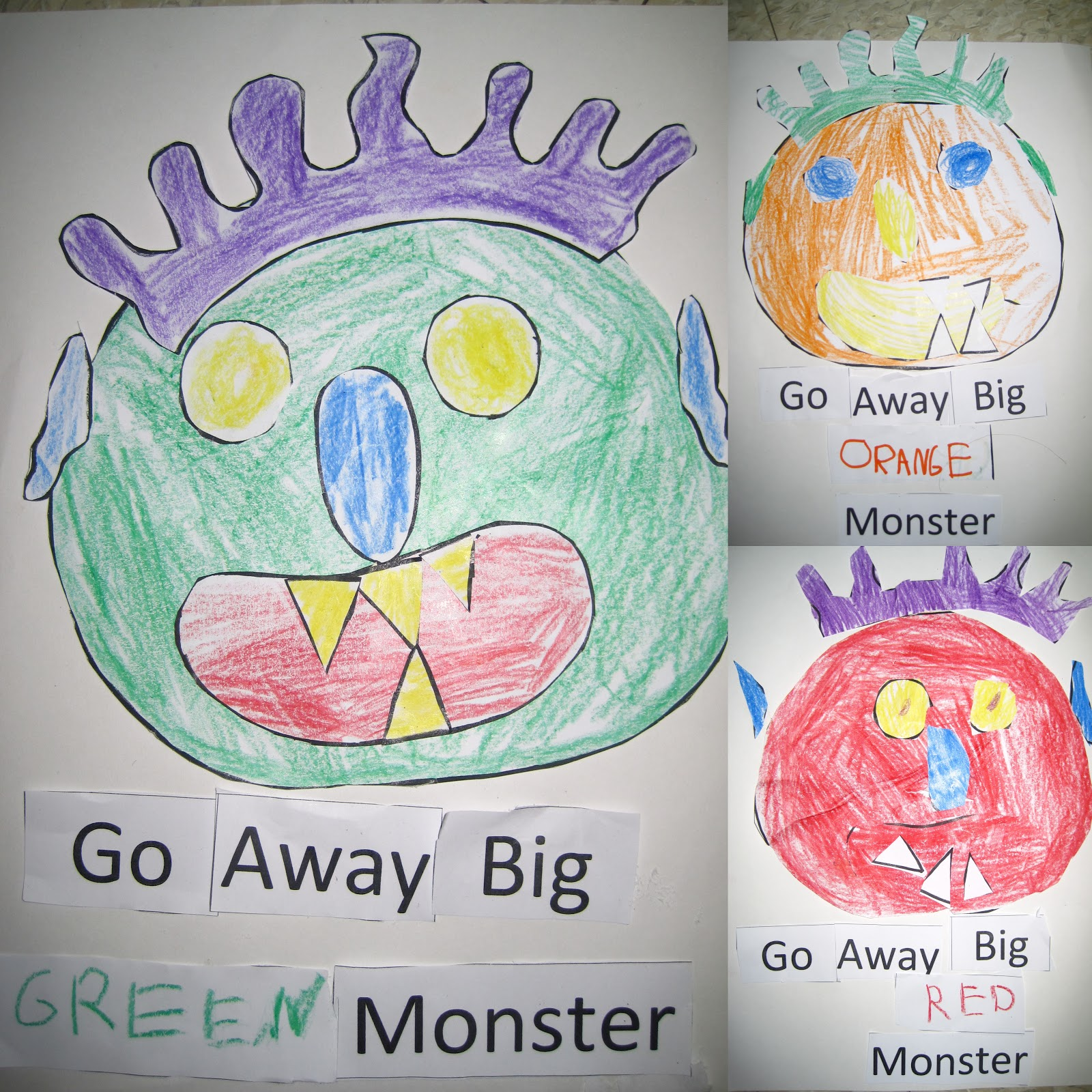The Good Life: Pre K Days {Mr. M and Monsters}