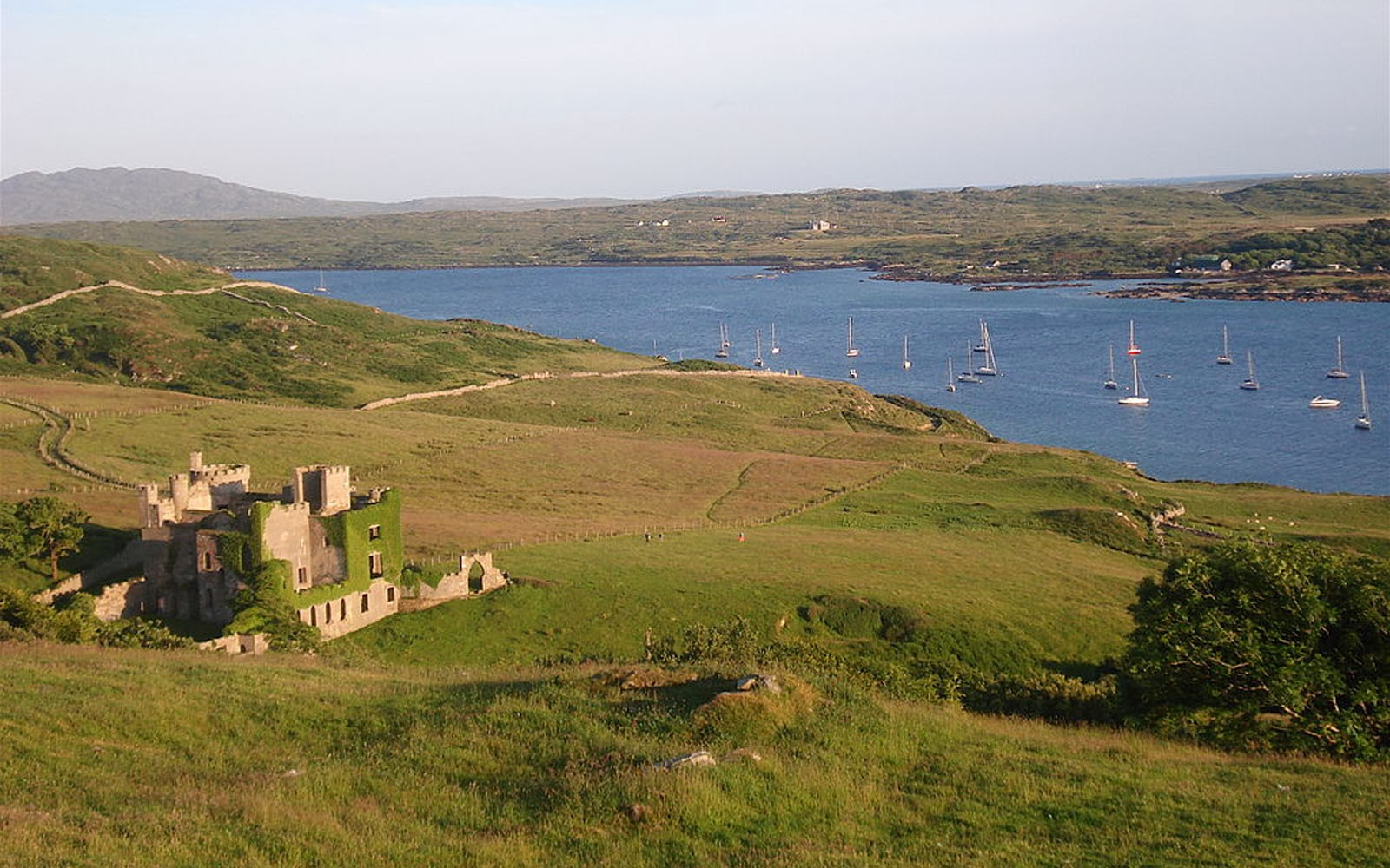 Wallpapers Clifden Castle Wallpapers