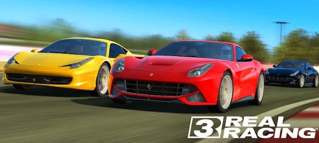 Real Racing 3 v2.0.0 MOD APK