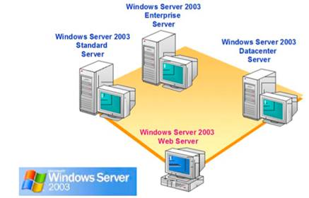 hosting con windows 2003 server:
