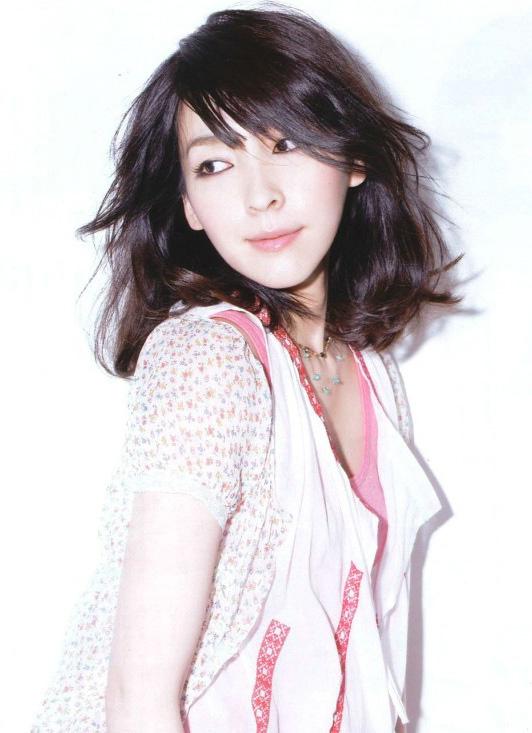 Japanese Celeb Actress Aso Kumiko
