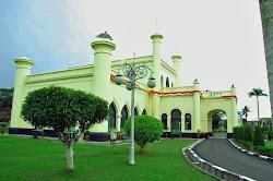Istana Asherayah Al Hasyimiyah, Siak Sri Indrapura, Riau