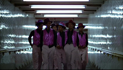 The Boppers from The Warriors, Paramount 1979