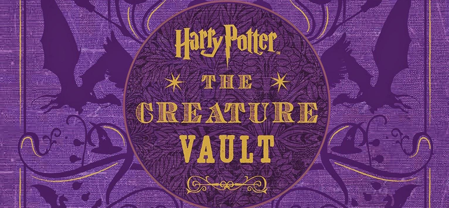 Harry Potter Book Trailer : Book trailer do novo livro harry potter the creature