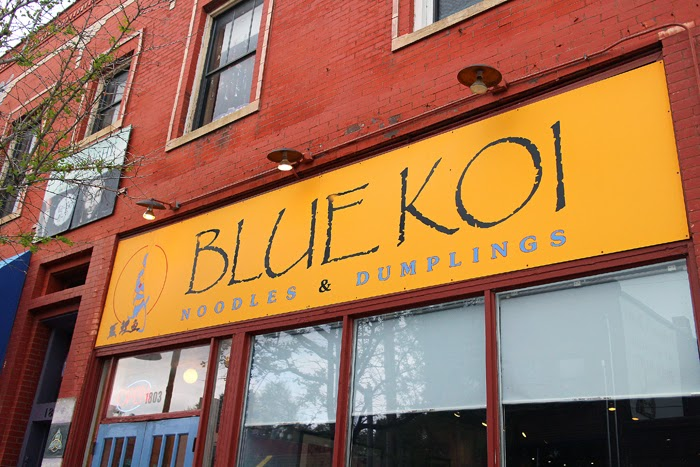 Blue Koi Wesport Kansas City