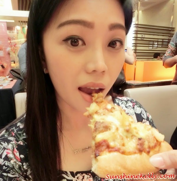 Pizza Hut New Menu & Improved Pan Pizza, Pizza Hut Malaysia, foodie malaysia, food review