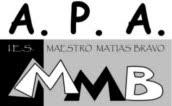 Logo APA IES Maestro Matías Bravo