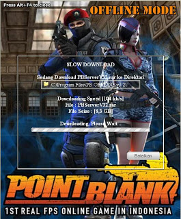 Point Blank Offline (Bukan CSPB) & Download Lost saga Offline (ASLI