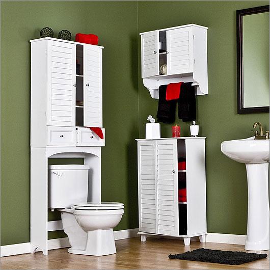 Perfect Small Bathroom Storage Cabinet Ideas
