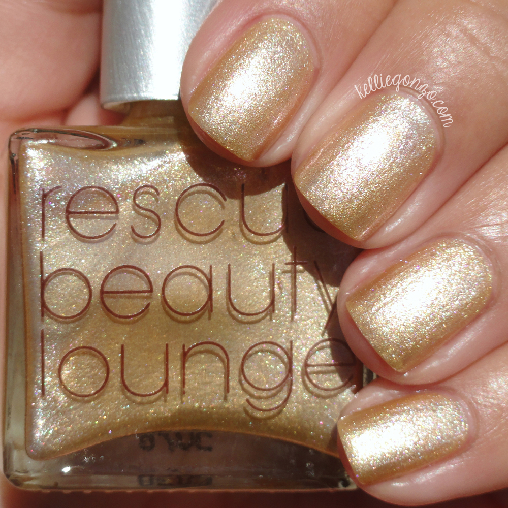 Rescue Beauty Lounge Combien? Je t'aime! Je t'aime!