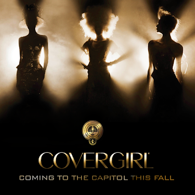 CoverGirl To Release 'The Hunger Games : Catching Fire' Inspired Makeup Line