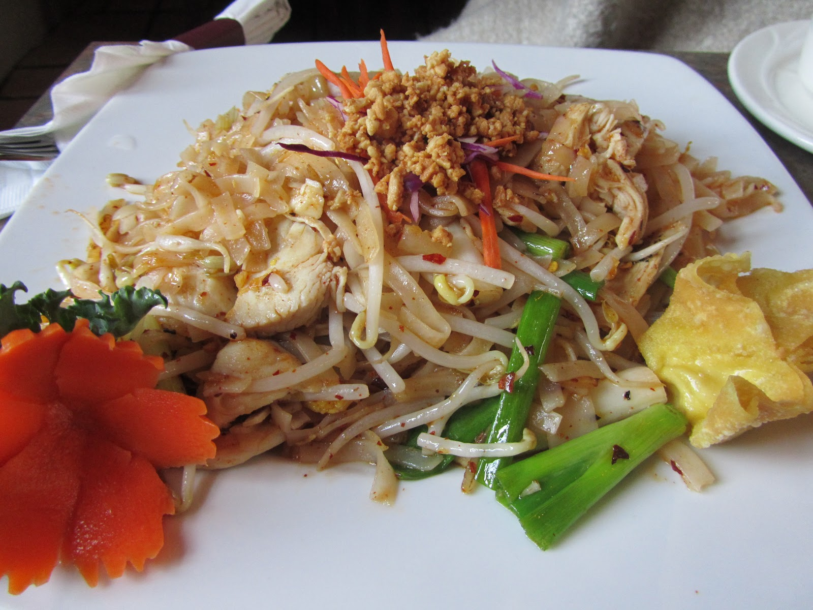 What are you hungry for? in Pittsburgh.: Nicky\'s Thai Kitchen