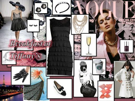 Art Project 2013 Fashion Mood Board