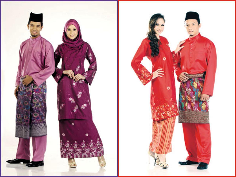 Fashion Forward: where Culture meets Fashion: THE BAJU KURUNG; What's ...