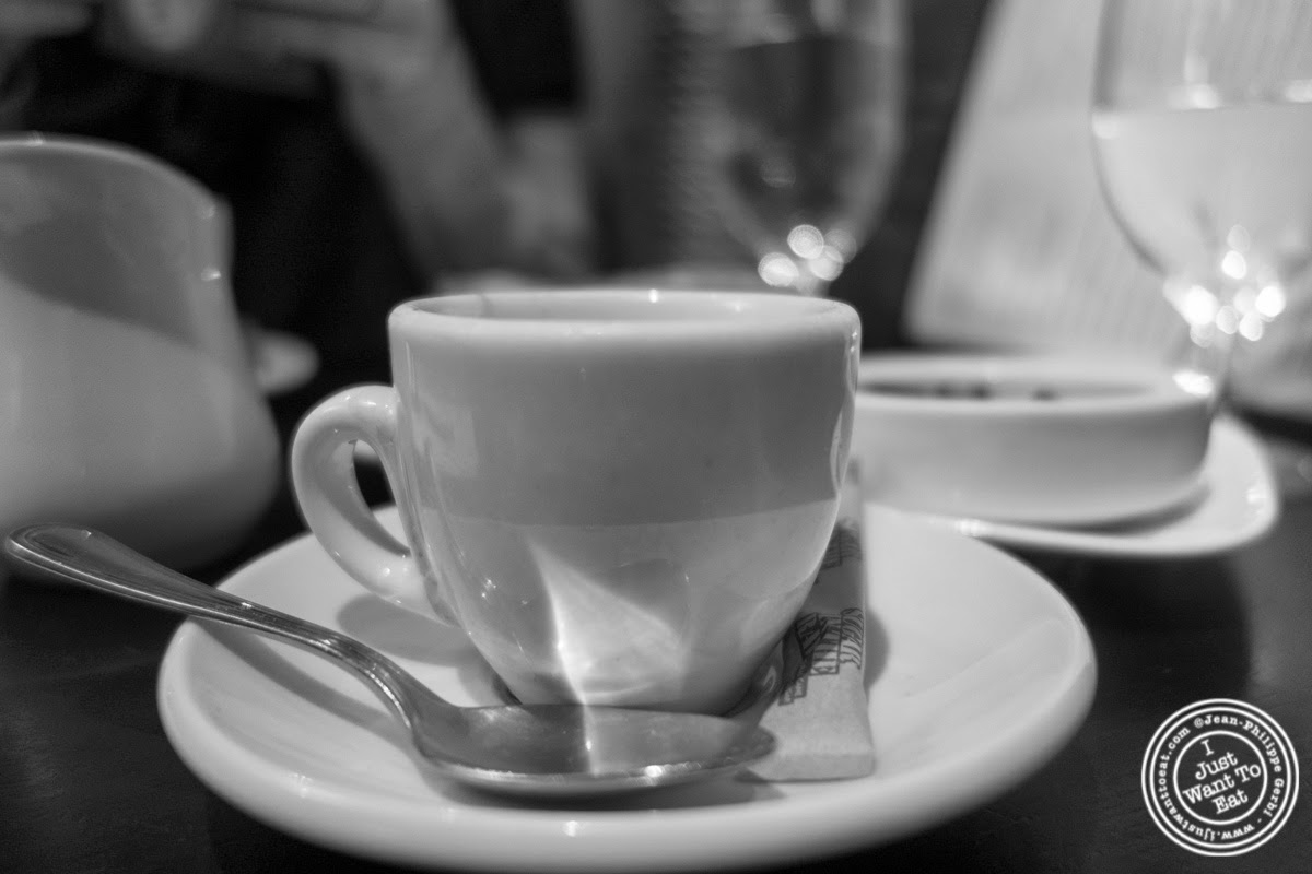 image of espresso at Tia Pol in Chelsea, NYC, NY