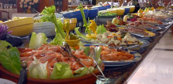 buffet libre, el boicoteador de tu dieta