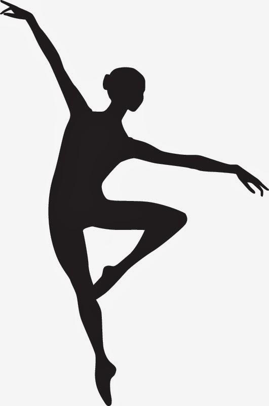 Silueta de danzas - Imagui