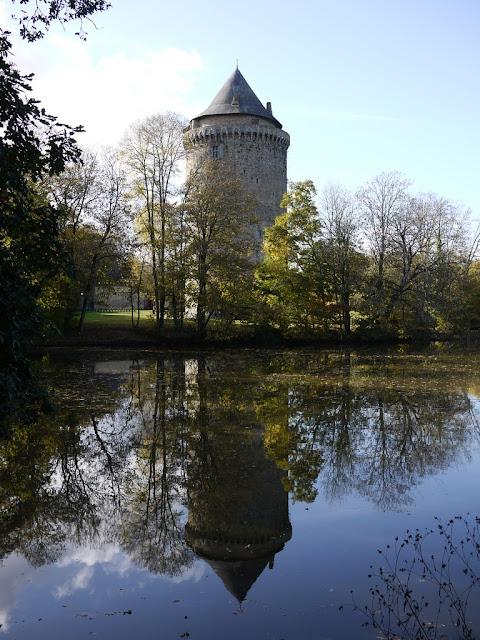 La tour Du Guesclin est classée monument historique depuis 1913