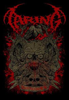 Taring Band Death Metal Bangli Bali Indonesia