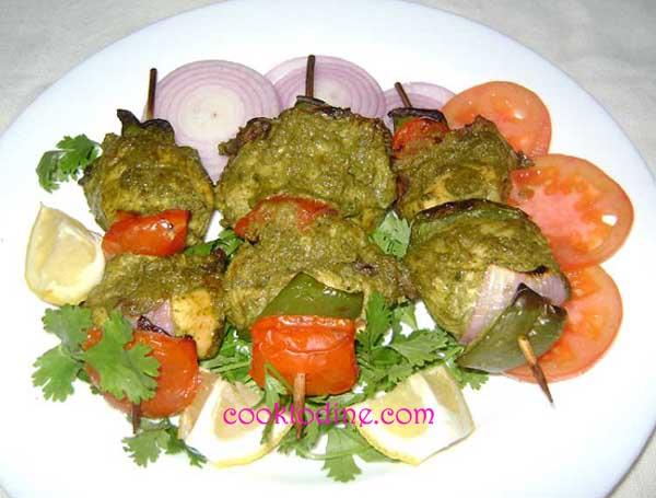 cook To dine: Hariyali Chicken Tikka