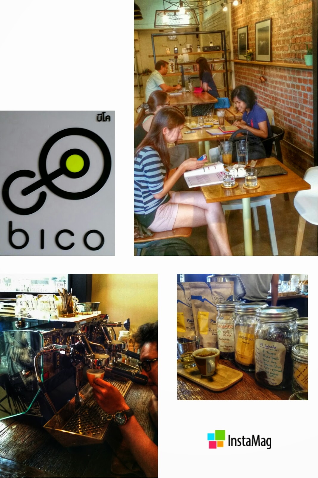 BICO Urban Bicycle & Cafe @ THE SCENE