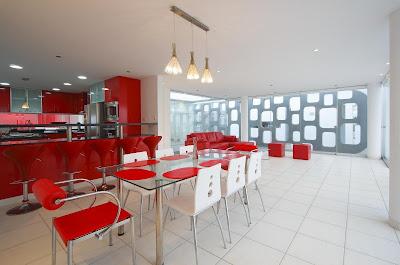 interior design  - modern window - beach home interiors
