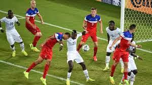 Ghana 1 - 2 United States