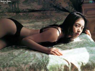 Yukie Nakama Bikini Wallpaper