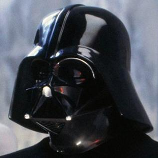 Darth Vader en el concurso Star Wars