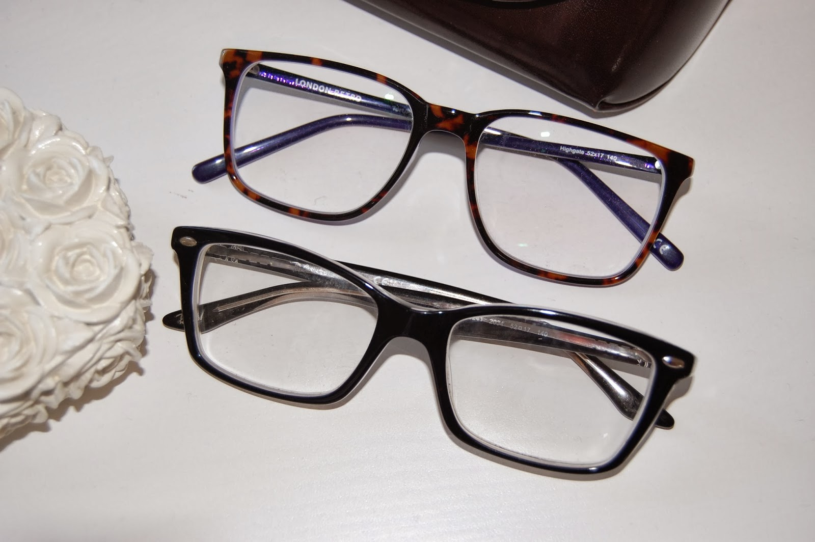 highgate london retro glasses