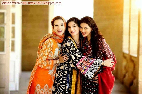 Nishat Linen Fall Dress Collection 2014-2015