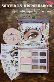 Sorteo de la Paleta Romantic Eyes de Too Faced