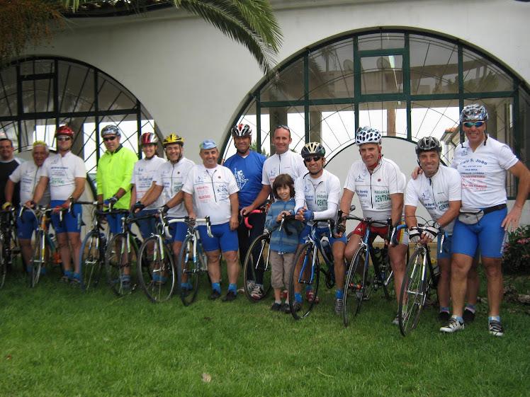Equipa do Vilanovense-Pombal-Maio de 2011