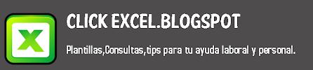 Click Excel