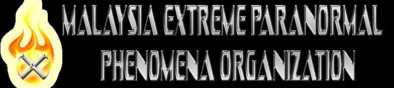 Malaysia Extreme Paranormal Phenomena Organization