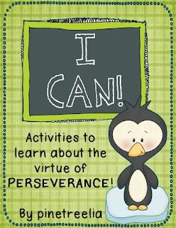 primary activities perseverance
