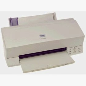 Download Epson Stylus Color 600 Ink Jet printer driver & Install guide