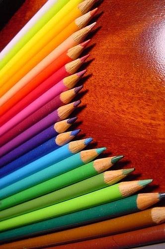 Los colores de las ideas