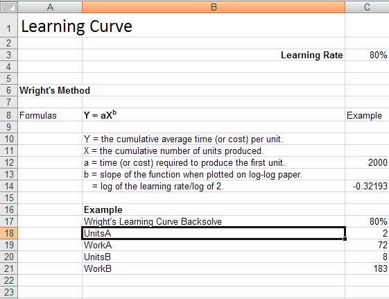ops hc 571 curve theory