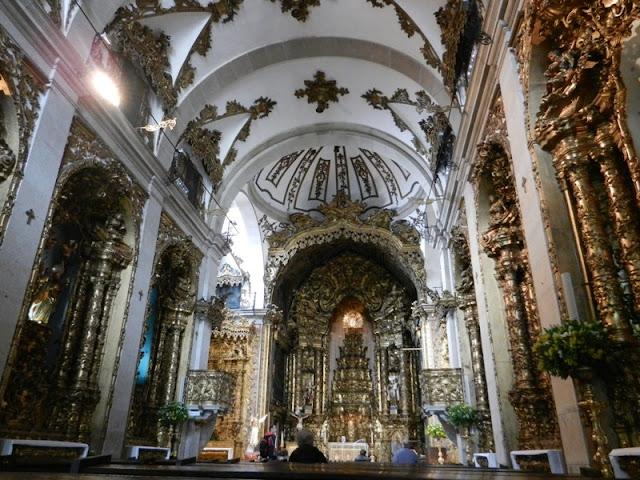 Igreja dos carmelitas Порту Португалия