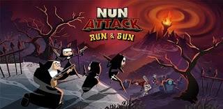 Nun Attack: Run & Gun