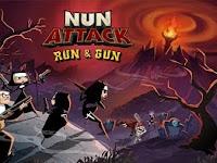 Download Game Android Nun Attack: Run & Gun APK Full