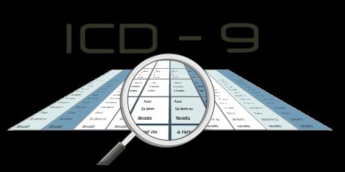 ICD-9, ICD-10