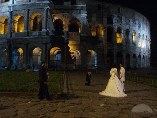 pi bella foto matrimonio roma