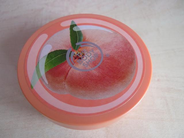 The Body Shop Vineyard Peach Body Butter