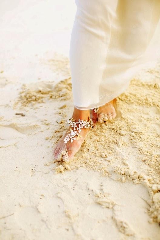 sandalias joyas para novia