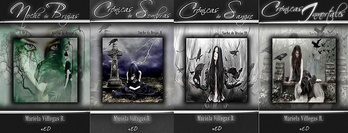 Saga Noche de Brujas Completa